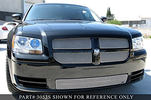 grillcraft-dod3051s-mx-series-silver-lower-1pc-mesh-grill-grille-insert-for-dodge-magnum