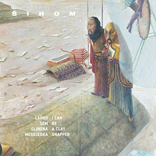 Vinilo : Sirom - I Can Be A Clay Snapper (LP Vinyl)