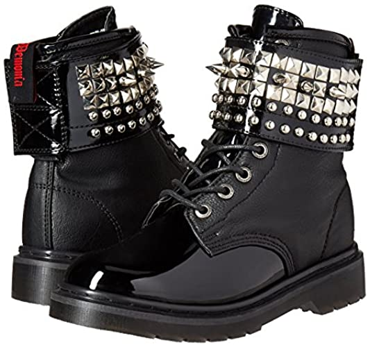 Demonia Naisten Naisten Bpu Boot Riv106 Demonia Yw07wqO