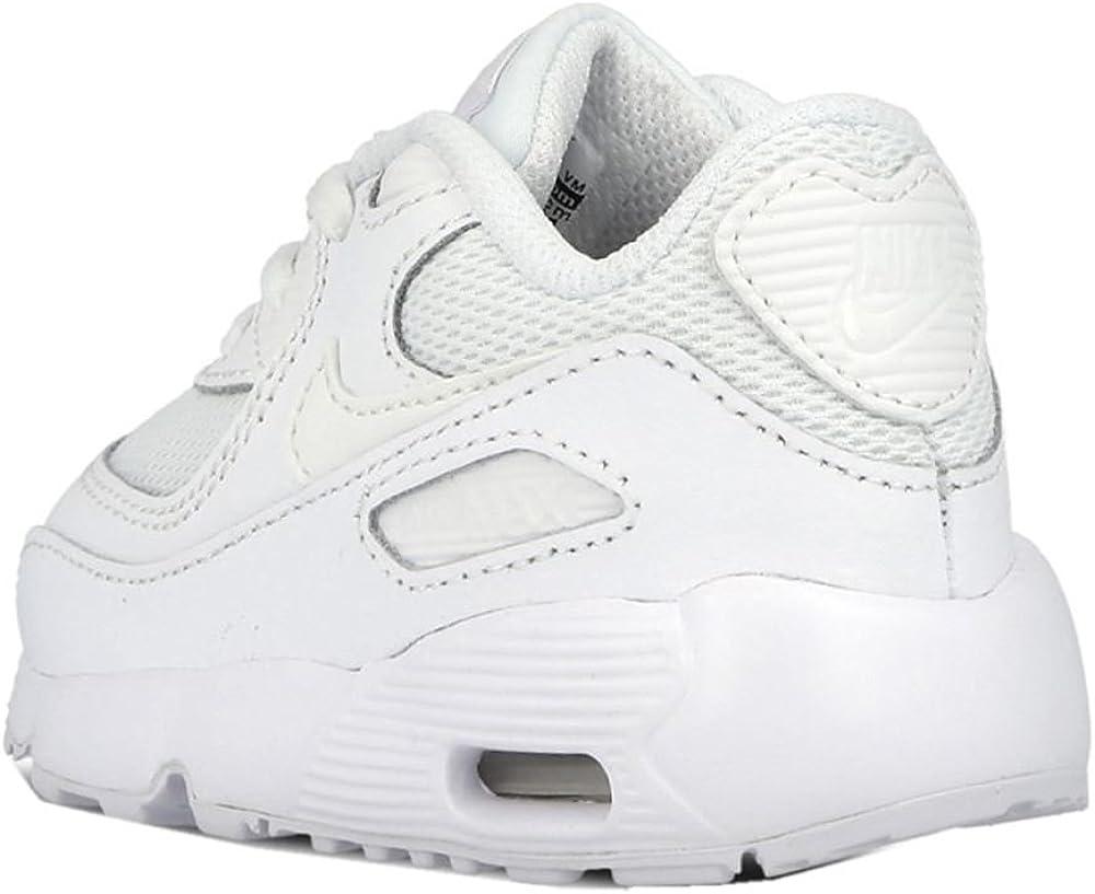 Nike Unisex Baby Air Max 90 Mesh Td Sneaker