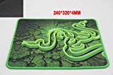 New XY 12.5*9.4*0.15 inch rough surface CONTROL Edition Game Mouse Pad Mat M Size 320*240*4MM for ASUS ROG GL551JM-DH71 15.6