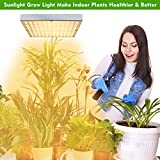LED Grow Light for Indoor Plants, Upgrade 75W