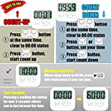 Timers, Classroom Timer for Kids, Kitchen Timer for
