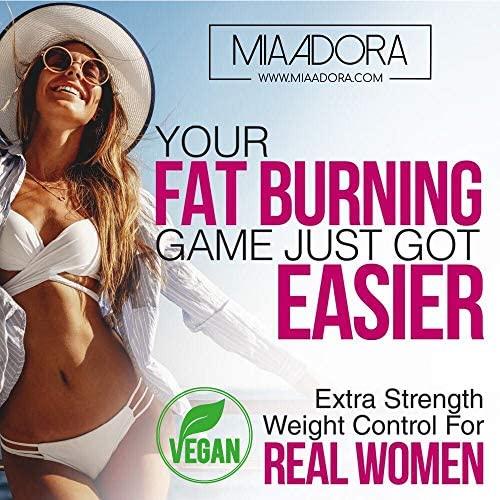 Women's Fat Burner Pills for Fast Weight Loss [Super Thermogenic] Best Natural Diet Pills, Metabolism Booster & Appetite Suppressant Supplement, Carb Blocker, Extra Strength & Energy, Vegan, 60 Caps 7