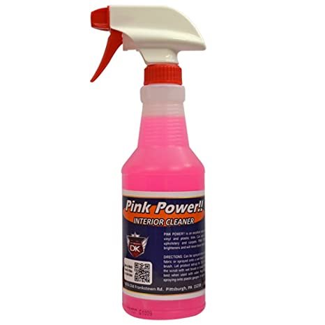 Detail King Pink Power Automotive Interior Cleaner 32 Oz