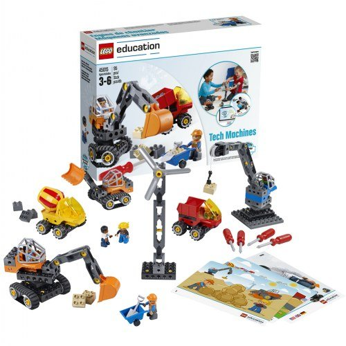 Amazon.com: LEGO(R) DUPLO(R) Tech Machines (45015): Toys & Games