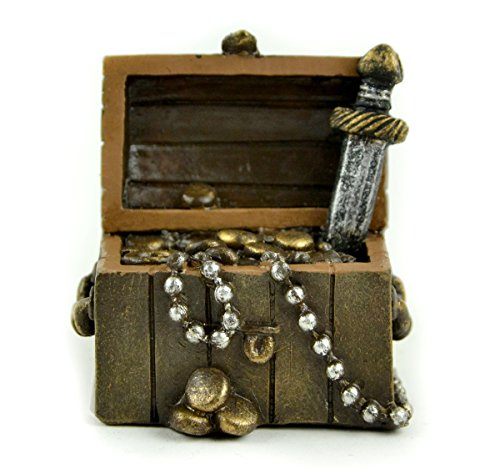 Touch of Nature Treasure Chest 1.75inch