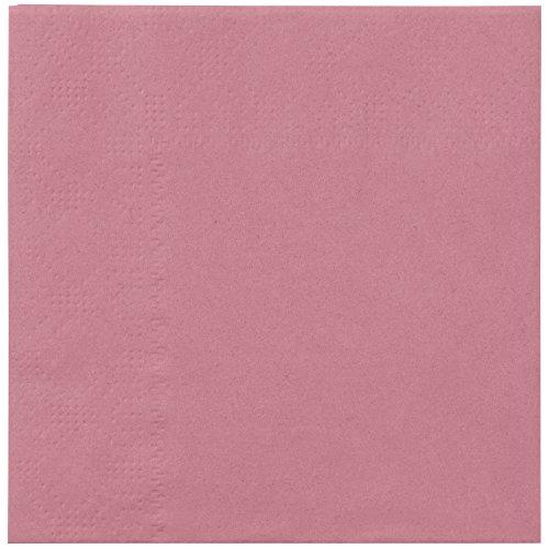 1000 pink cocktail napkins - 8