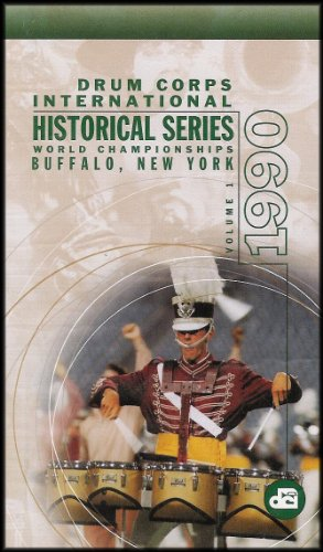 Drum Corps International Historical Series World Championships - Buffalo, New York 1990 [Volume 1]