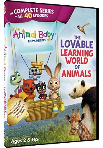Wild Animal Baby Explorers - The Complete - Stores Creek Beaver
