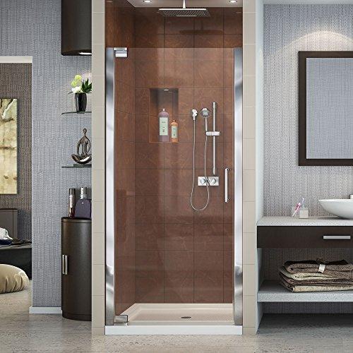 Custom Pivot Shower Door - 6