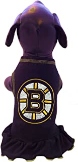 product image for All Star Dogs Boston Bruins Pet Cheerleader Dress