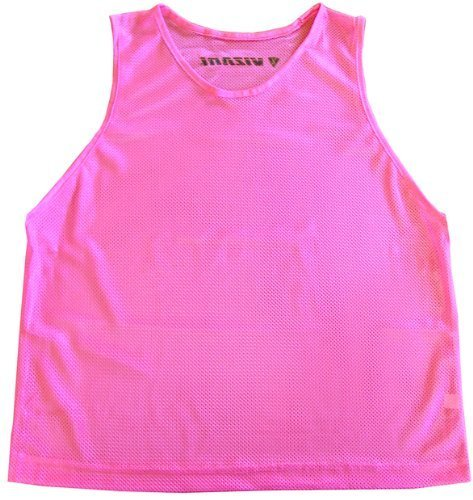 Vizari Scrimmage Vest B003WY3UJO Senior|ピンク ピンク Senior