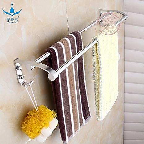 toalleros baño acero inoxidable pared Gancho con ...