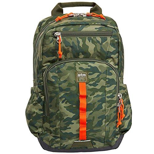 STM Trestle, Laptop Backpack for 13-Inch Laptop - Green C...