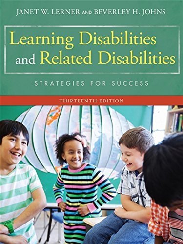 Learning Disabilities and Related Disabilities: Strategies for Success