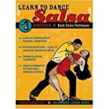 Salsa Dance DVD Video SalsaCrazy Series, Volume 1 - Salsa Dancing Guide for Beginners - Step by Step Dance Club Lesson by SalsaCrazy.com