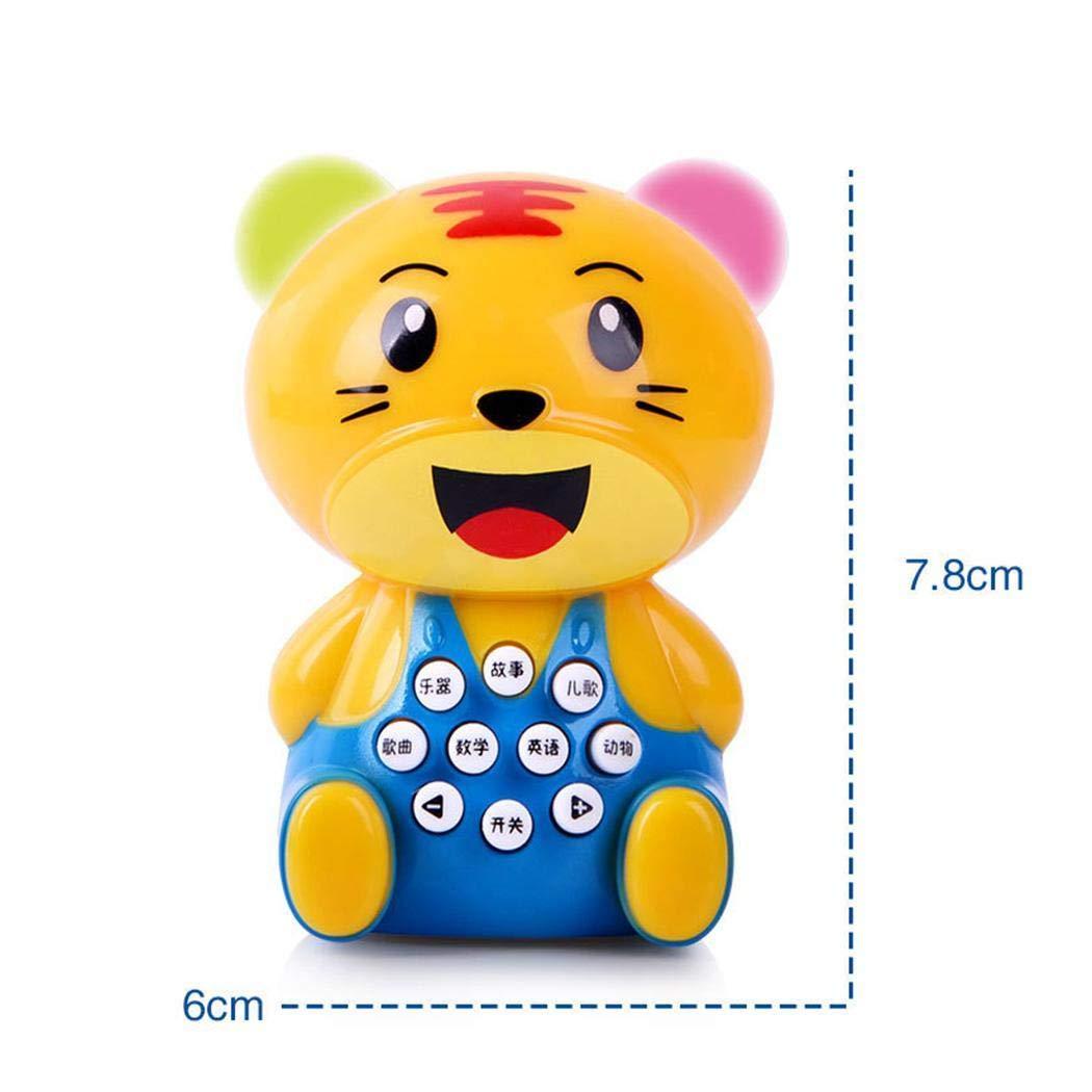 Kaimu Kids Early Learning Machine Mini Cartoon Children's Story Education Toys Gift by Kaimu (Image #7)
