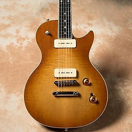 Used Godin Cumbre classic-p90 C.B guitarra eléctrica: Amazon.es ...