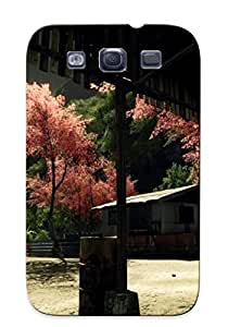 Hot Style KCethcN2172bsrcG Protective Case Cover For Galaxys3(crysis)