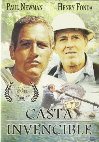 SOMTIMES A GREAT NOTION (casta invencible) Region 2 - PAL format - Paul Newman