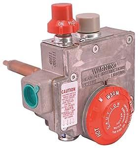 Robertshaw 110 262 Propane Water Heater Thermostat 1 625