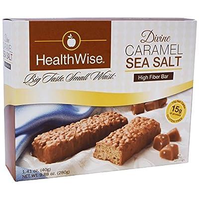 NutriWise - Divine Caramel Sea Salt Protein Diet Bar