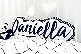 Personalized Name Pillow Handmade | Custom Pillow | Personalized Pillow with Name | Personalized Gifts for Kids & Newborn