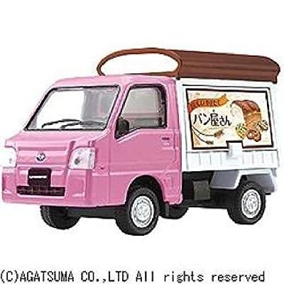 AGATSUMA Diamond pet DK-5116 Subaru Sambar light truck Bakery Japan used like new