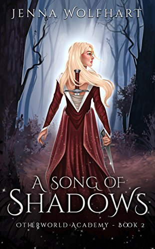 A Song of Shadows (Otherworld Academy Book 2) cover