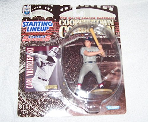 Starting Lineup MLB Carl Yastrzenski Figure: Cooperstown Collection (Cooperstown Red Player)