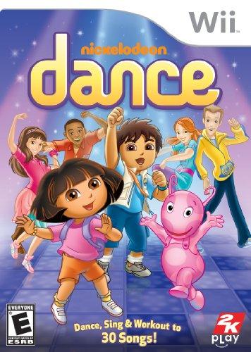 Nickelodeon Dance - Nintendo Wii