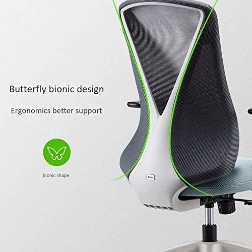 Kontorsstol datorstol ergonomisk stol verkställande stol chef stol skrivbord stol höjd justerbar fåtölj