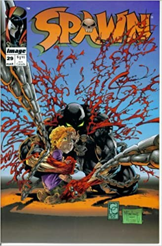 Spawn #28 Protector
