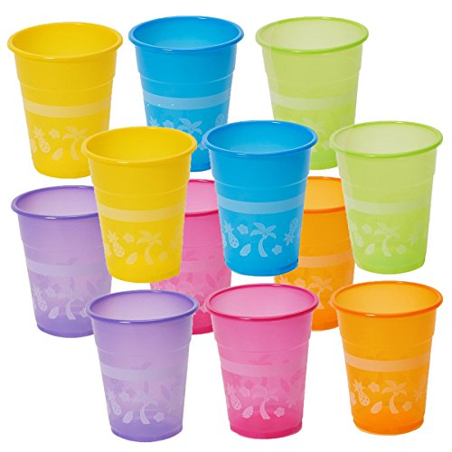 Fun Express Luau Disposable Cups : package of 100]()