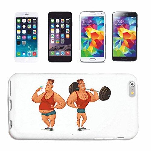 "cas de téléphone iPhone 7S ""Musculation GYM FITNESS MUSCULATION BODYBUILDING GYM GYM muskelaufbau SUPPLEMENTS WEIGHTLIFTING BODYBUILDER"" Hard Case Cover Téléphone Covers Smart Cover pour Apple iPhone"
