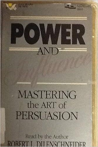Art Of Persuasion Book