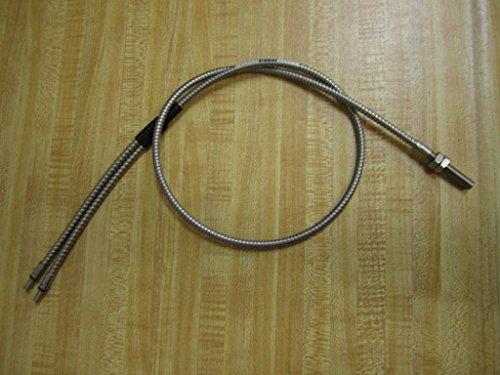Banner BT23SMSS Fiber Optic Cable 3ft 20030 (Banner Fiber Optic)