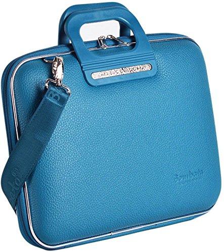 Bombata(ボンバーター) マルチビジネスバック PCバック Firenze 17インチ対応 イタリアデザイン ターコイズブルー FG0117-25 B01N1U7B7R