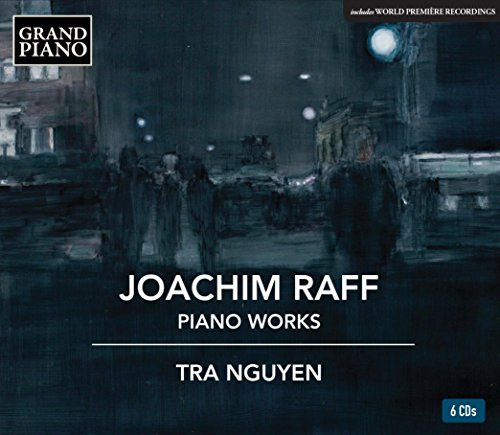 Joachim Raff: Piano Works (Piano Works Box)