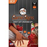 Game Signs Catcher Signal Enhancement Stickers, Optic Orange