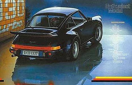 Fujimi RS-118 Porsche 930 Turbo 1976 1/24 Scale kit