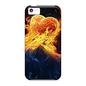 High-quality Durability Cases For Iphone 5c(hot Love)