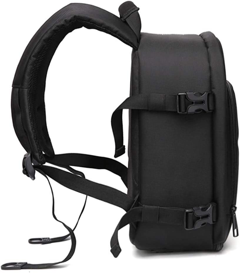 Backpack for Cameras Travel Photography Bag Shoulder Multifunction SLR Digital Camera Casual Camera Bag Travel Camera Bag Color : Green