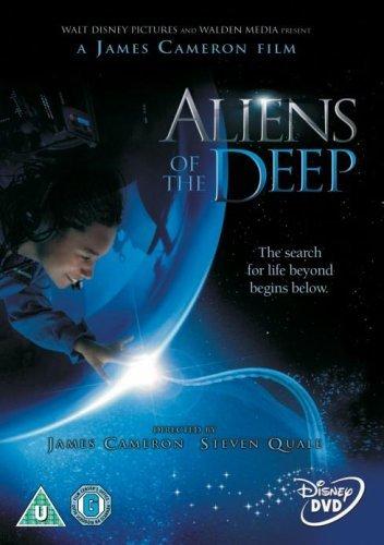 Disney Aliens of the Deep (2005) DVD