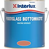 Interlux Y999/1 Fiberglass Bottomkote Racing Bronze Antifouling Paint - Gallon