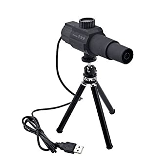 Sourcingbay W110 HD 2MP Smart Digital Telescope Camera Adjustable Focus  Monocular for 2KM Long-distance Monitor Watch Monitor System with Portable