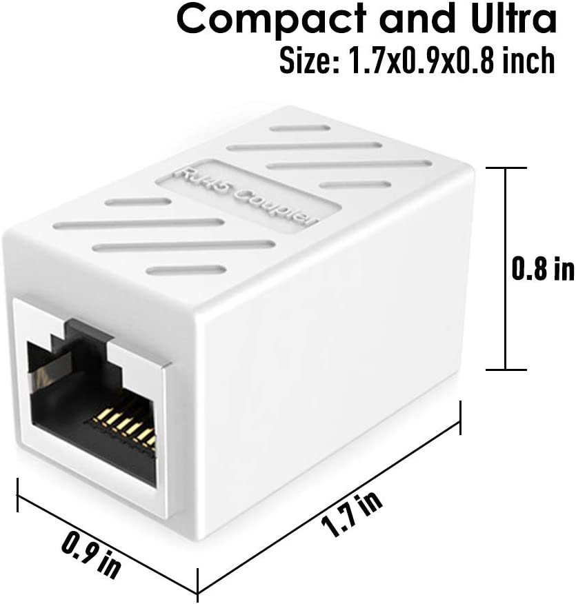 PS2 PLUSPOE Shielded Network Cat6 Extension Patch RJ45 Cord Male to Female Connector for VoIP Phones DSL Xbox Ethernet Extension Cable 3.3 Feet NAS Hub PoE Devices 2 Pack PS3 etc
