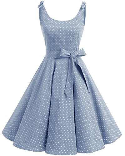 Bbonlinedress 1950s Bowknot Vintage Rockabilly product image