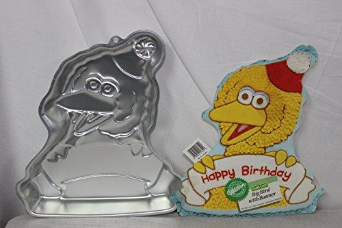 Wilton Big Bird with Banner Cake Pan